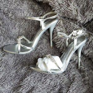 Worn OnceSUPER SPARKLE heels
